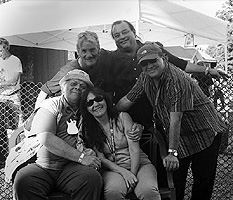 Francine and Friends (Calabogie Blues & Ribfest, 2012)