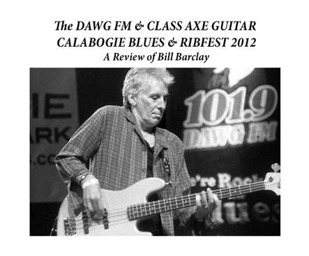Calabogie Blues & Ribfest 2012