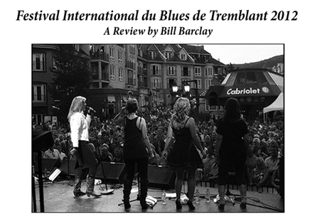 Festival International du Blues de Tremblant 2012